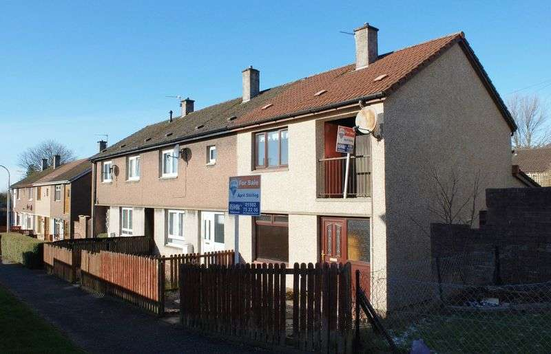 2 Bedrooms Terraced House for sale in Waverley Place, Lochore