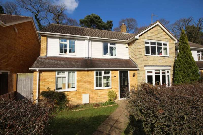 6 Bedrooms Semi Detached House for sale in Firlands, Bracknell