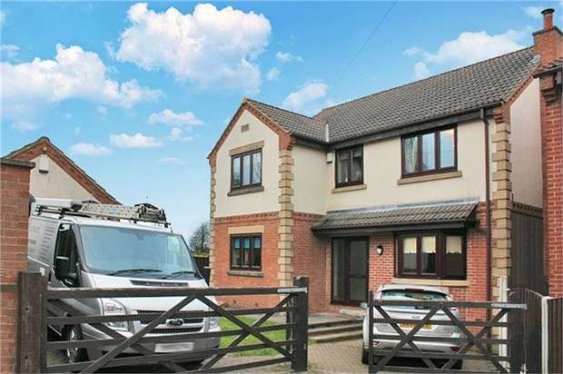 5 Bedrooms Detached House for sale in Tateley Close, Ossett, West Yorkshire