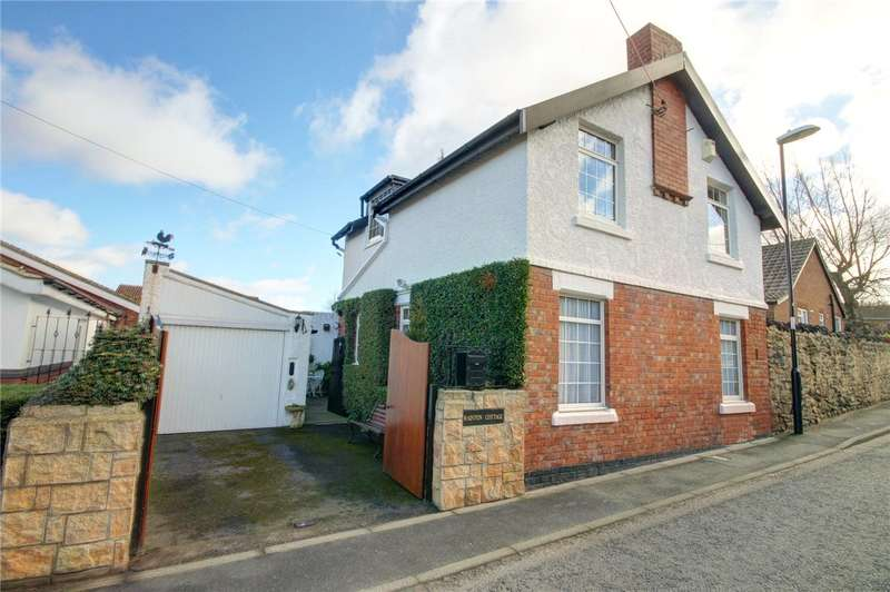 3 Bedrooms Detached House for sale in South Street, East Rainton, DH5
