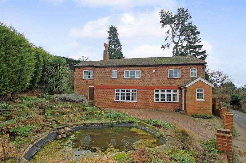 4 Bedrooms Detached House for sale in Rural Send