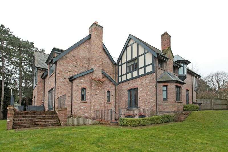 6 Bedrooms Detached House for sale in Harrington Road, Altrincham