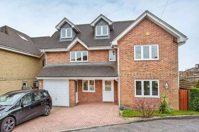 5 Bedrooms Detached House for sale in Cheshunt, Hertfordshire