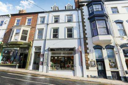 Retail Property (high Street) Commercial for sale in Skinner Street, Whitby, North Yorkshire