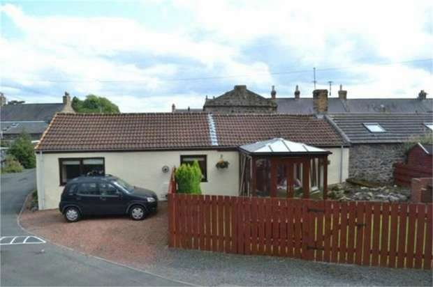 3 Bedrooms Detached Bungalow for sale in West Street, Belford, Northumberland
