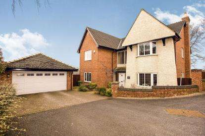 5 Bedrooms Detached House for sale in Grimsargh Manor, Grimsargh, Preston, Lancashire, PR2
