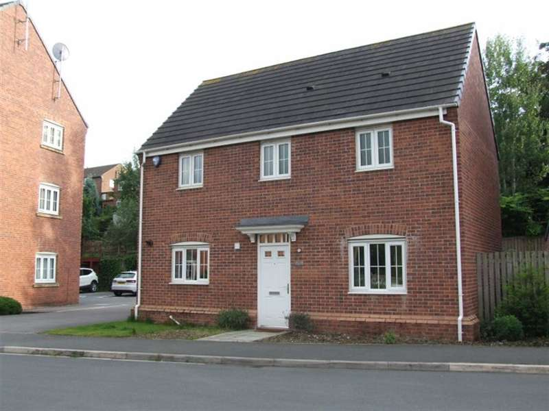 3 Bedrooms Detached House for sale in The Locks, Woodlesford, Leeds, LS26 8PU