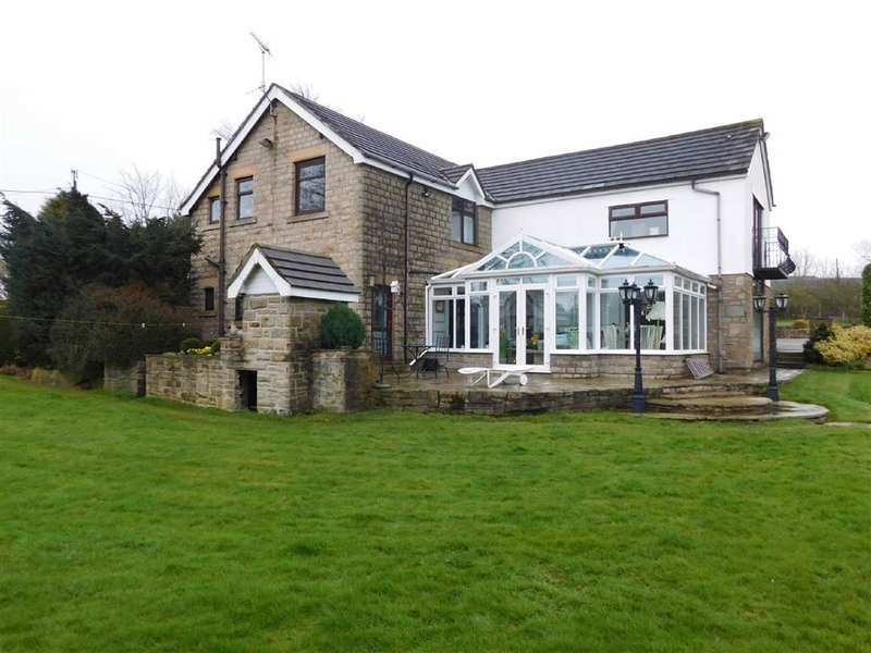4 Bedrooms Property for sale in Long Lane, Charlesworth, Glossop