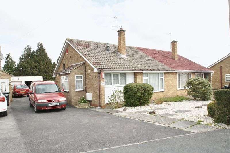 2 Bedrooms Semi Detached Bungalow for sale in Maplestone Road, Whitchurch, Bristol, BS14
