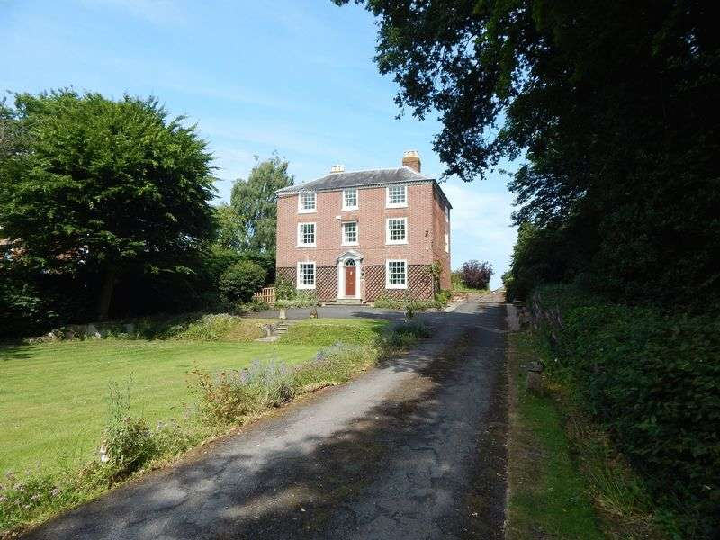 7 Bedrooms Detached House for sale in Old Road North, Kempsey, Worcestershire WR5 3JZ