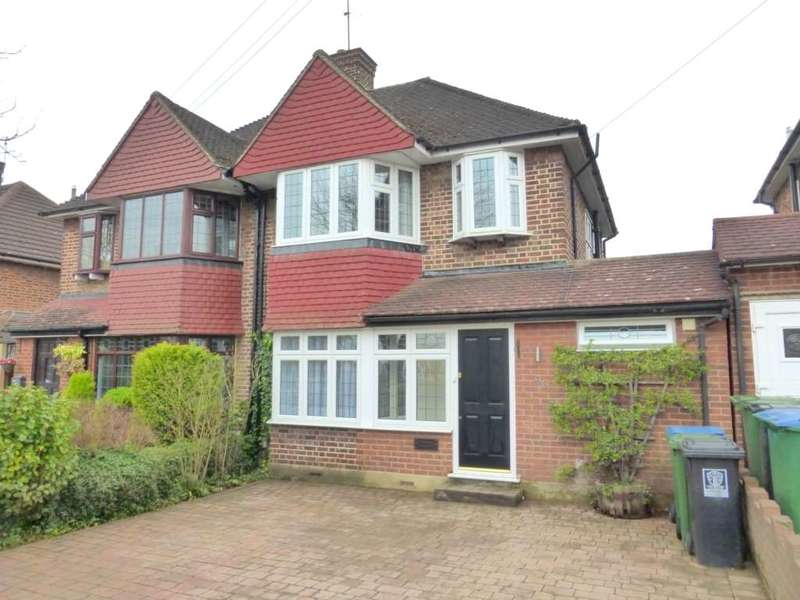 4 Bedrooms Semi Detached House for sale in Woodhurst Avenue, Garston