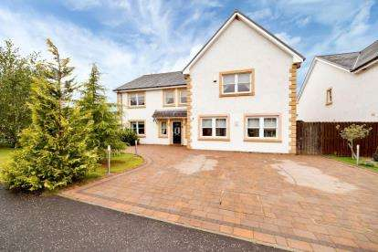 6 Bedrooms Detached House for sale in Holmwood Park, Crossford