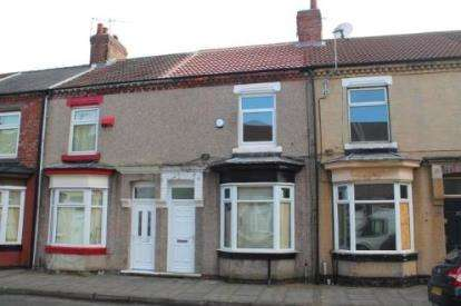 2 Bedrooms Terraced House for sale in Surrey Street, Middlesbrough, North Yorkshire