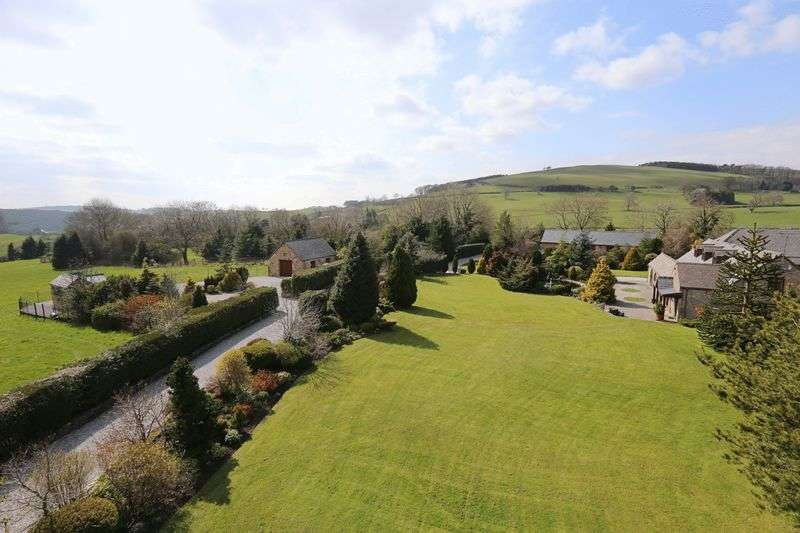 5 Bedrooms Detached House for sale in Llandegla, Denbighshire