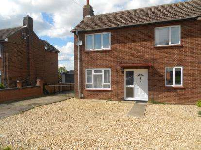 3 Bedrooms Semi Detached House for sale in Lancaster Road, Shortstown, Bedford, Bedfordshire