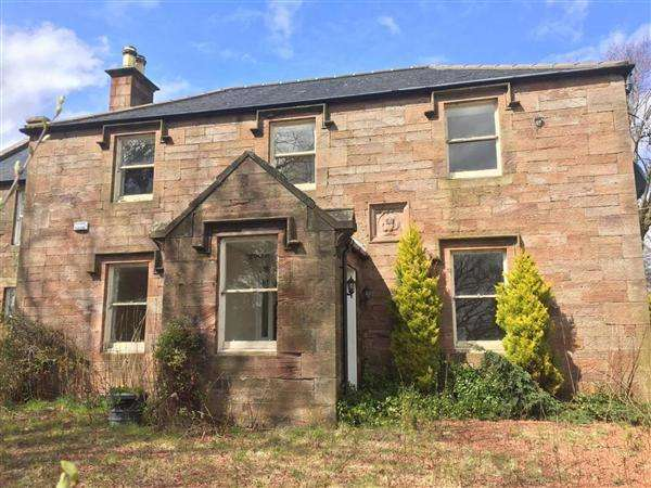 5 Bedrooms Semi Detached House for sale in Buttknowe, Buttknowe, Sanquhar