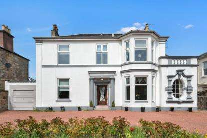 6 Bedrooms Detached House for sale in London Road, Kilmarnock