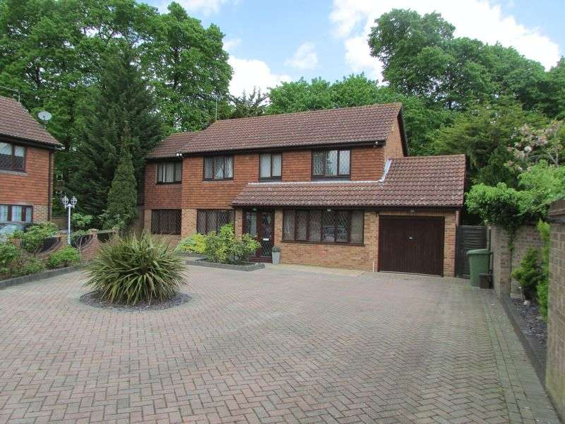 4 Bedrooms Detached House for sale in Heathview Drive, Bostall Heath