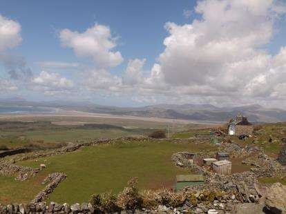 2 Bedrooms Detached House for sale in Harlech, Gwynedd, LL46