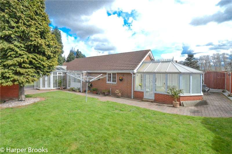 3 Bedrooms Detached Bungalow for sale in The Woodlands, Blyth, Worksop, S81