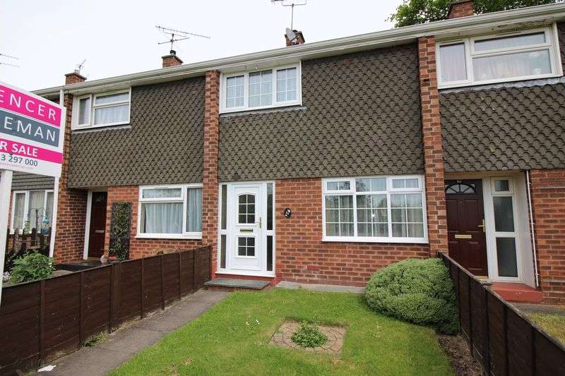 2 Bedrooms Terraced House for sale in Mottershead, Shrewsbury
