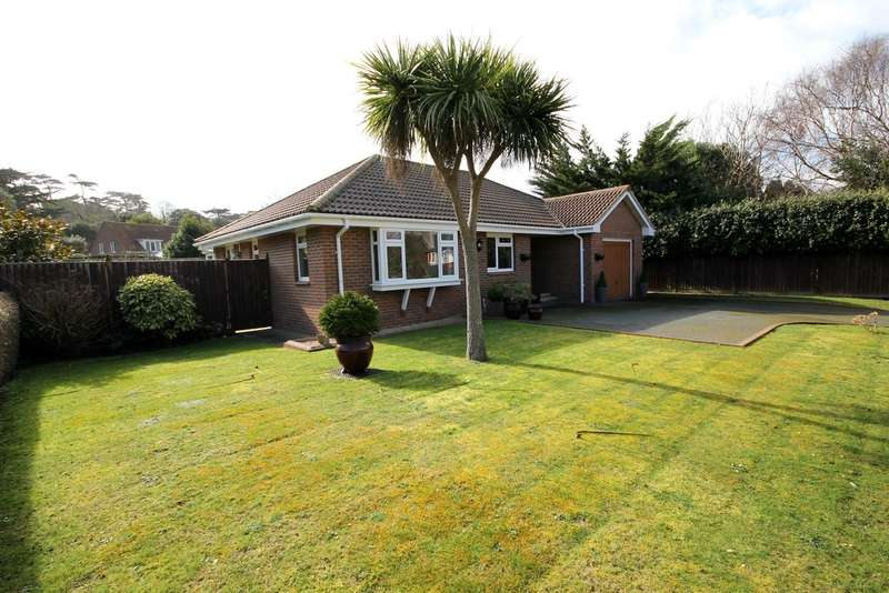 3 Bedrooms Detached Bungalow for sale in Totland Bay, Isle of Wight