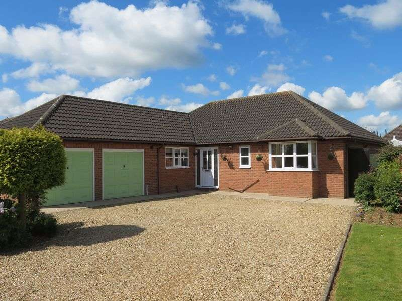 3 Bedrooms Detached Bungalow for sale in Bourne