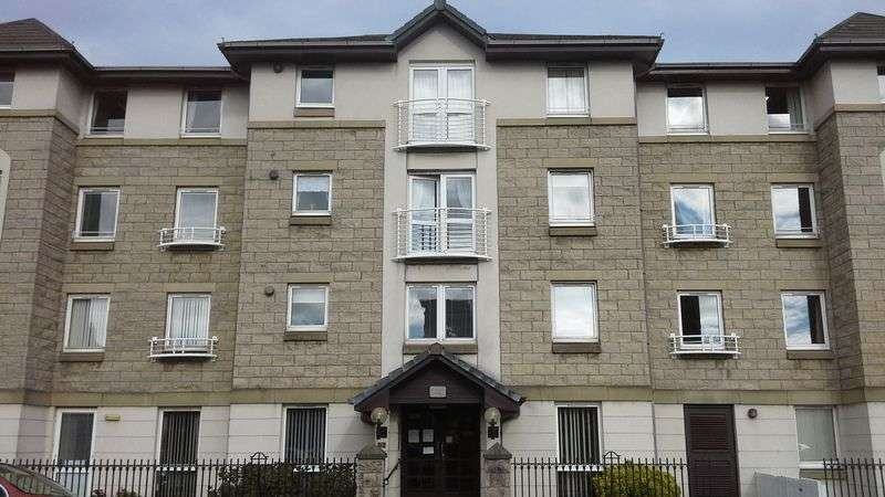 1 Bedroom Retirement Property for sale in 34 St Vincent Court, Dundee, DD5 2DA