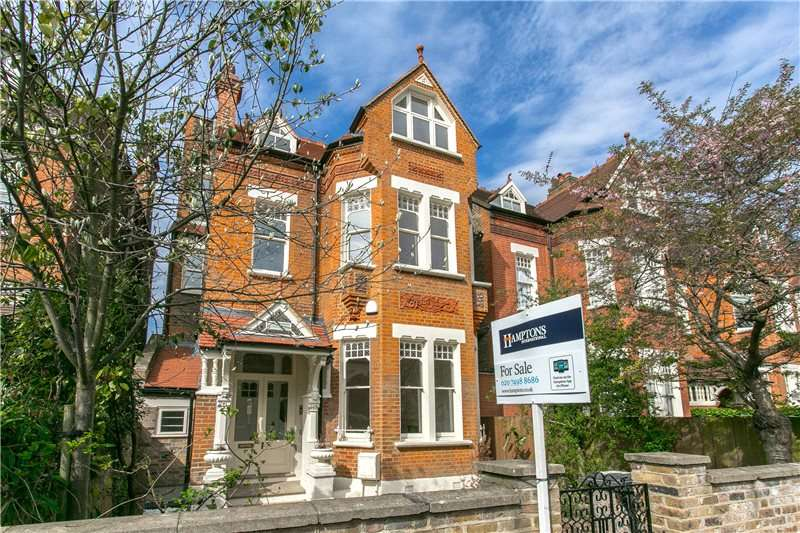 6 Bedrooms Semi Detached House for sale in The Chase, Clapham, London, SW4