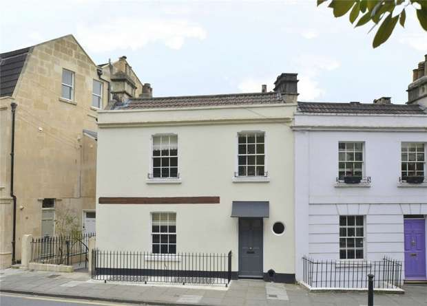 4 Bedrooms End Of Terrace House for sale in 13 Lower Camden Place, Camden, Bath