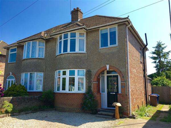 3 Bedrooms Semi Detached House for sale in Kingsgate Drive, Ipswich