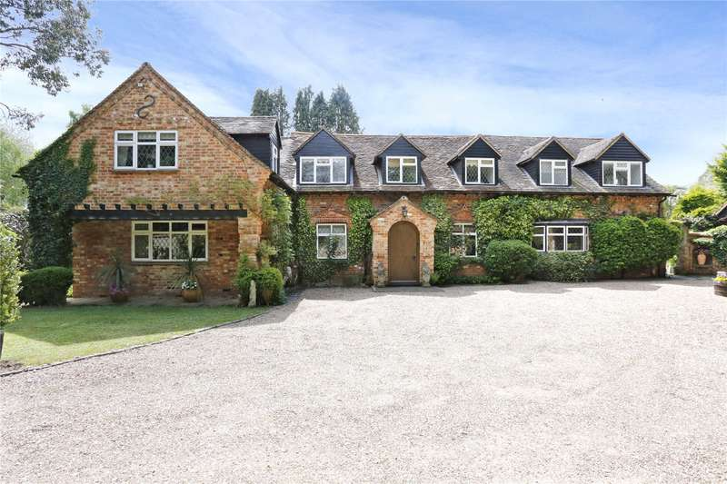 6 Bedrooms Detached House for sale in Ferry Lane, Medmenham, Marlow, Buckinghamshire, SL7