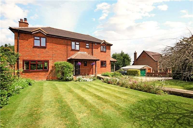 4 Bedrooms Detached House for sale in Ibstone, High Wycombe, Buckinghamshire, HP14
