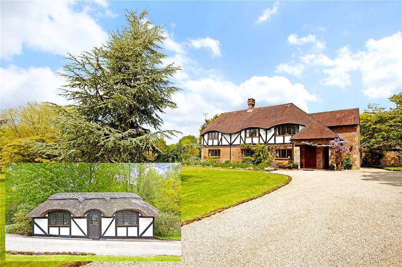 6 Bedrooms Detached House for sale in Yew Tree Lane, Rotherfield, East Sussex, TN6