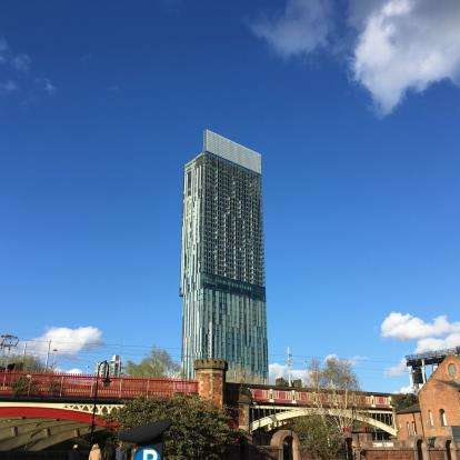2 Bedrooms Flat for sale in 301 Deansgate, Manchester, Greater Manchester