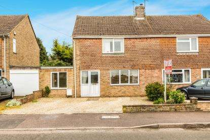 3 Bedrooms Semi Detached House for sale in Harrowby Road, Banbury, Oxfordshire