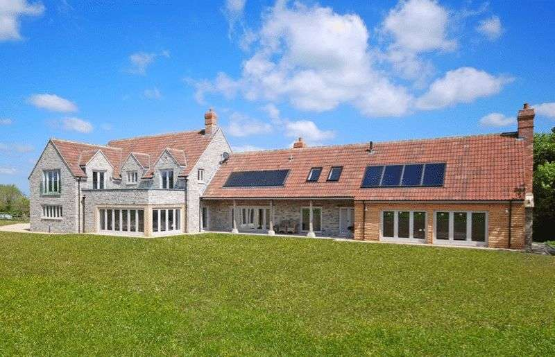 6 Bedrooms Detached House for sale in BUTLEIGH - Between Glastonbury & Castle Cary