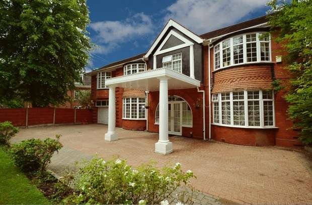 7 Bedrooms Detached House for sale in 76 Upper Park Road, SALFORD, Greater Manchester