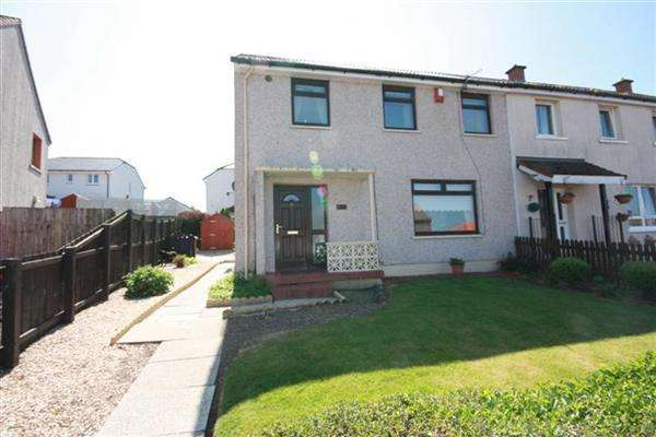 3 Bedrooms End Of Terrace House for sale in Carnshalloch Avenue, Patna