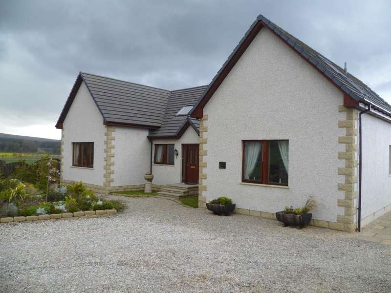 6 Bedrooms Detached House for sale in Mains Of Cuffurach, Clochan, Buckie, AB56
