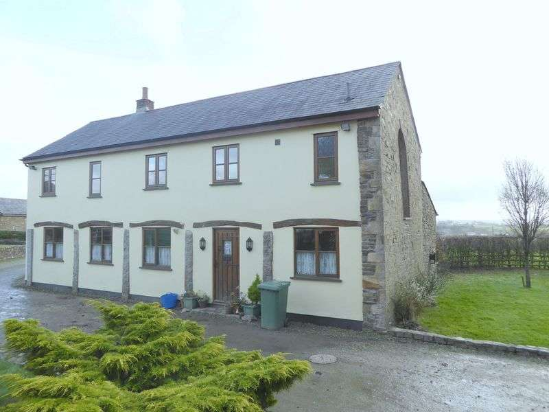 6 Bedrooms House for sale in Shebbear