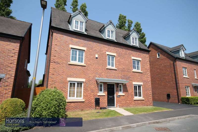 5 Bedrooms Detached House for sale in Northcroft, Atherton, Manchester, Greater Manchester.