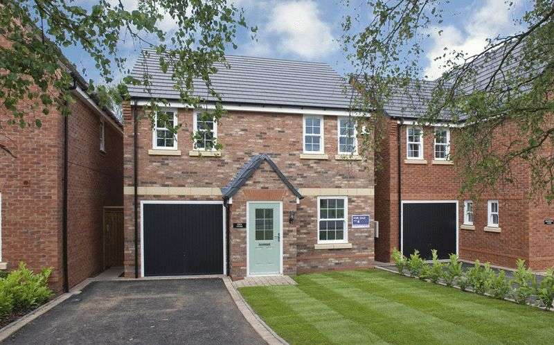 4 Bedrooms Detached House for sale in Plot 4 The Greyhound, Swindon