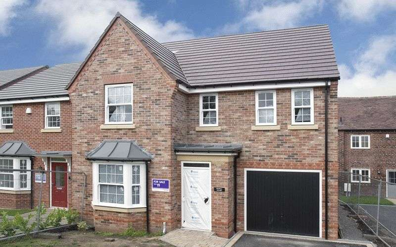 4 Bedrooms Detached House for sale in Plot 11 The Greyhound, Swindon