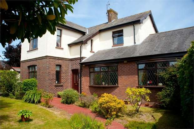 3 Bedrooms Detached House for sale in Dane Avenue, Barrow-in-Furness, Cumbria