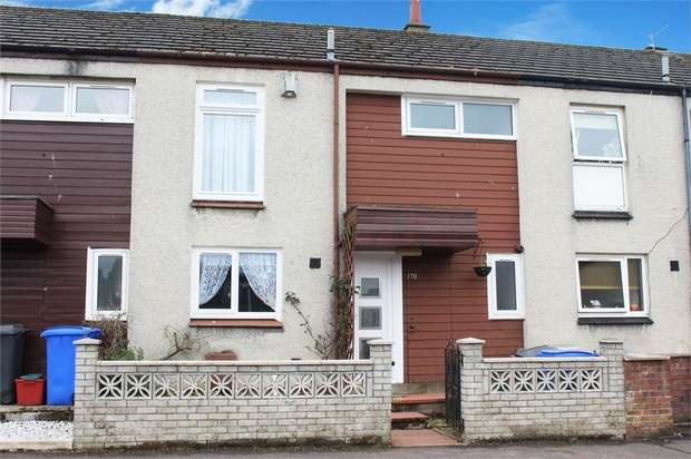 3 Bedrooms Terraced House for sale in Barshare Road, Cumnock, East Ayrshire