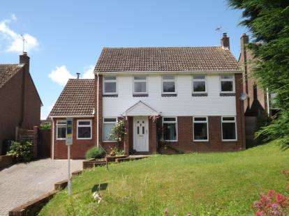 4 Bedrooms Detached House for sale in Boxford, Sudbury, Suffolk