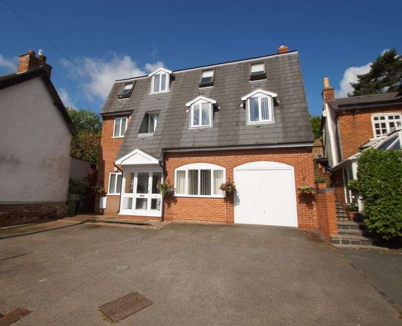 4 Bedrooms Detached House for sale in Stourbridge Road, Catshill, Bromsgrove
