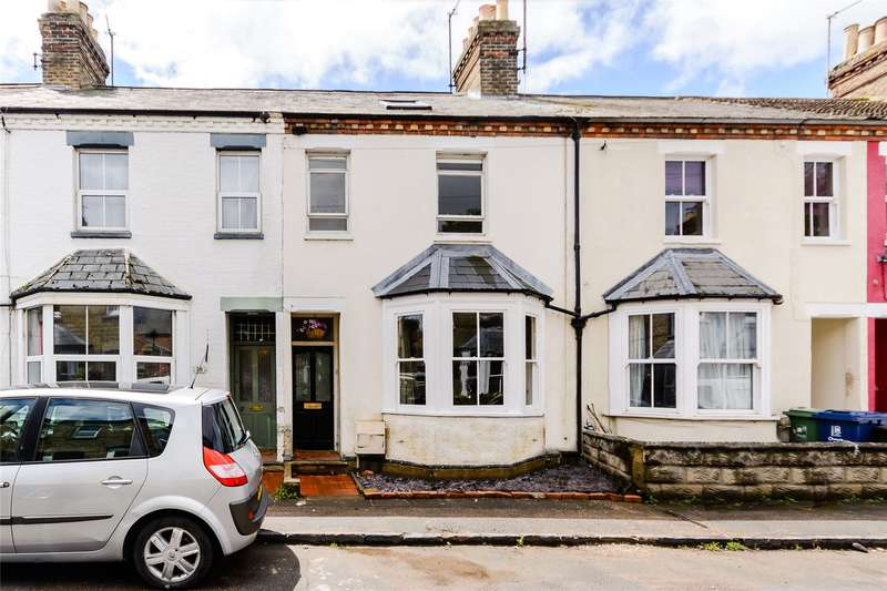 3 Bedrooms Terraced House for sale in Summerfield, Oxford, OX1