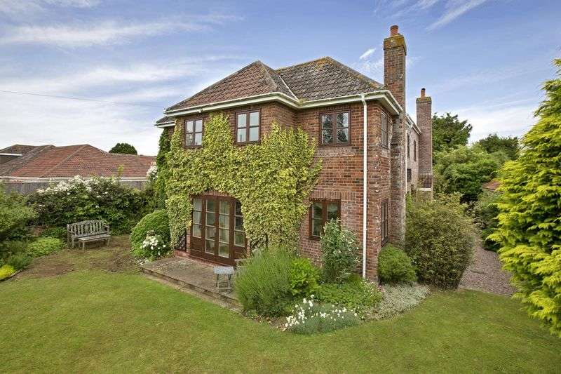 5 Bedrooms Detached House for sale in Broadlands Lane, Durleigh, Bridgwater